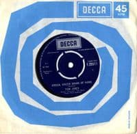 Tom Jones - Green Green Grass Of Home/Promise Her Anything (F 22511)