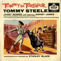 Tommy Steele - Tommy The Toreador (DFE 6607)