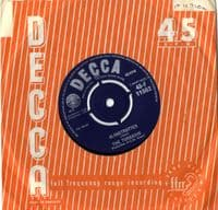 Tornados,The - Globetrotter/Locomotion With You (F 11562)