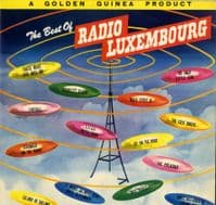 Various Artists - The Best Of Radio Luxembourg (GGL 0208)