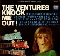 Ventures,The - Knock Me Out (BST 8033) Stereo