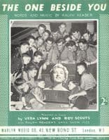 Vera Lynn and Boy Scouts - the One Beside You