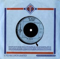 Walker Brothers,The - No Regrets/Remember Me (GT 42) M