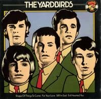 Yardbirds,The - Shapes Of Things To Come (CEP 110)