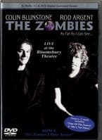 Zombies,The - As Far As I Can See - Live At Bloomsbury Theatre DVD